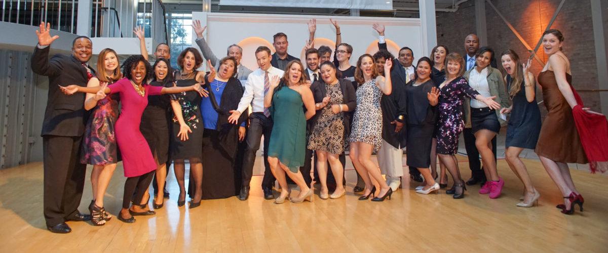 Staff at Renaissance Gala 2016, Small Business-Big Impact