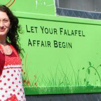 Gail Lillian of Liba Falafel