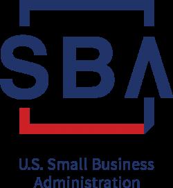 logotipo de la SBA