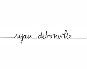 ryan debonville logo